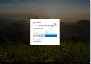 Microsoft Phishing Page: Office 365 Login