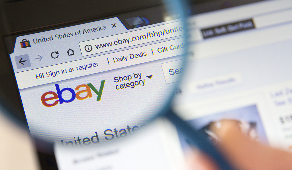 eBay Scams Surged in 2020